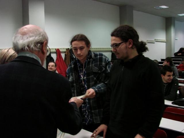 "Limbi Gianluca e Fiori Matteo, I.T.I.S. ""G. Marconi"", Verona"