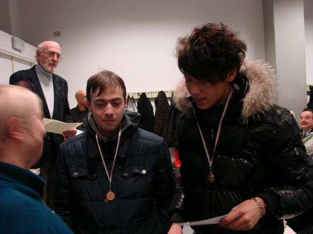 """Moretto Stefano e Zheng Cheng Yu, I.T.I.S. """"Tullio Buzzi"""", Prato"""
